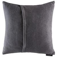 ZIERKISSEN 50/50 cm - Hellgrau, Natur, Textil (50/50cm) - David Fussenegger