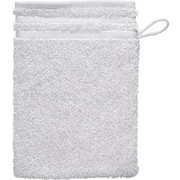 ROKAVICA ZA UMIVANJE CALYPSO - svetlo siva, Basics, tekstil (22/16cm) - Vossen