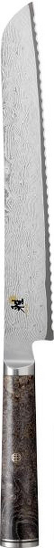BRÖDKNIV - svart/rostfritt stål-färgad, Design, metall/trä (23cm) - Zwilling