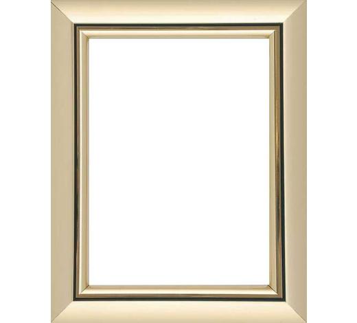 RÁM NA OBRAZY - barvy zlata, Basics, umělá hmota/sklo (29/23/2cm)