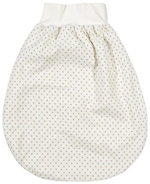 STRAMPELSACK - Taupe/Weiß, Basics, Textil (50cm) - My Baby Lou