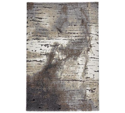 KOBEREC TKANÝ, 120/170 cm, antracitová, krémová, šedá, tmavě šedá - šedá/krémová, Design, textil (120/170cm) - Esprit