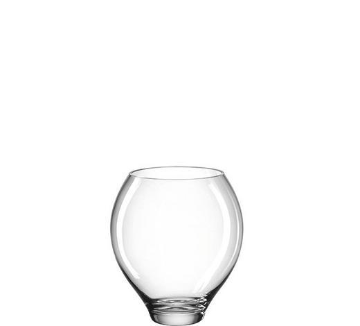 WINDLICHT - Klar, Basics, Glas (20cm) - Leonardo