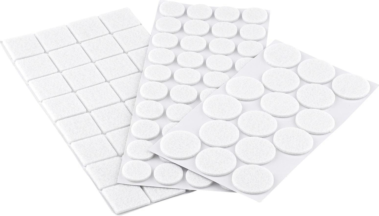 MÖBELTASSAR - vit, Basics, textil - BOXXX