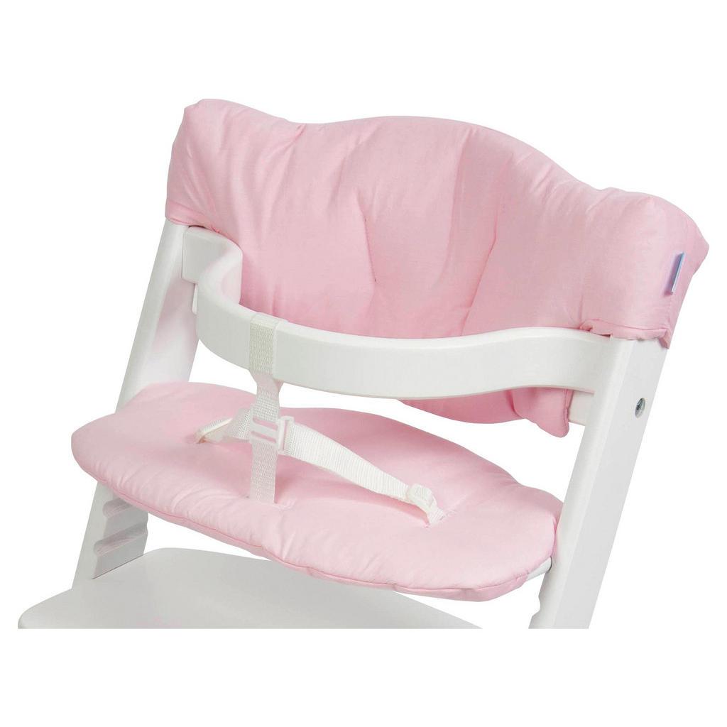 My Baby Lou HOCHSTUHLEINLAGE Rosa, Rosa | Kinderzimmer > Kinderzimmerstühle > Hochstühle | Textil | My Baby Lou