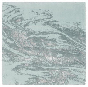 BADRUMSMATTA - mintgrön, Basics, textil/plast (60/60cm) - Ambiente