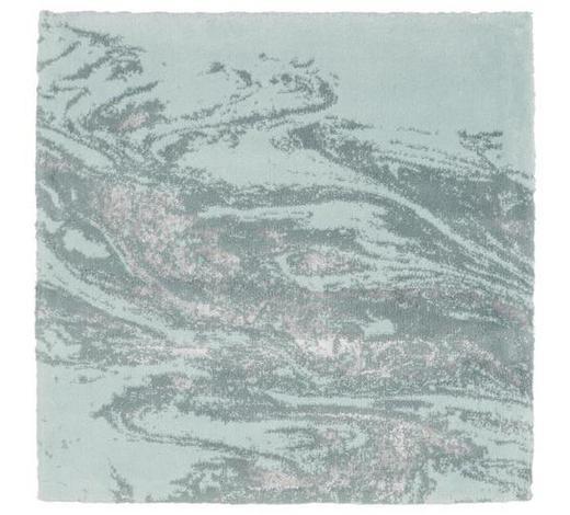 BADTEPPICH in Mintgrün 60/60 cm - Mintgrün, Basics, Kunststoff/Textil (60/60cm) - Ambiente