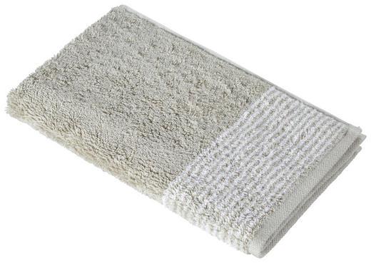 GÄSTETUCH 30/50 cm - Sandfarben, KONVENTIONELL, Textil (30/50cm) - Cawoe