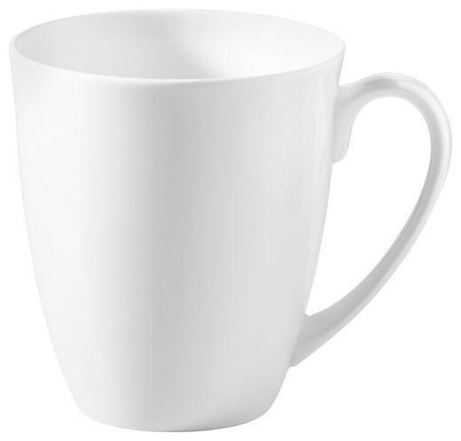 KAFFEEBECHER - Weiß, Basics (8,5/10cm) - NOVEL
