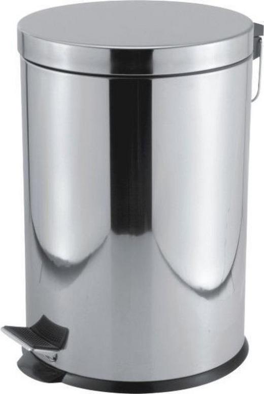 ABFALLEIMER 12 L - Basics, Kunststoff/Metall (12l) - HOMEWARE