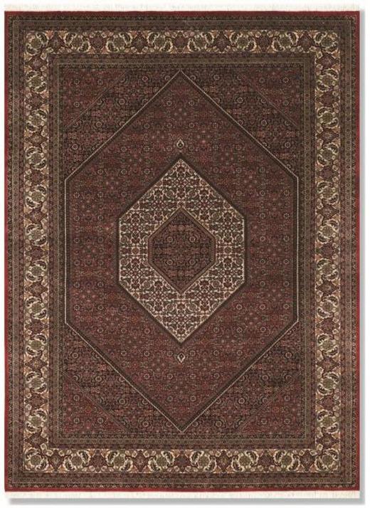 ORIENTTEPPICH  80/300 cm  Creme, Rot - Rot/Creme, Basics, Textil (80/300cm) - Esposa