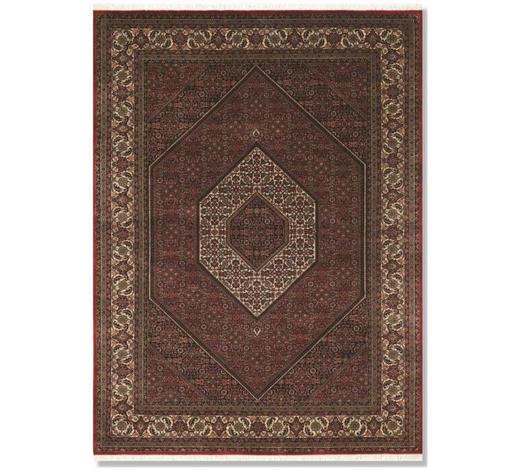 ORIENTTEPPICH  60/90 cm  Creme, Rot   - Rot/Creme, Basics, Textil (60/90cm) - Esposa