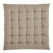 SITZKISSEN Taupe 40/40 cm  - Taupe, Design, Textil (40/40cm) - Boxxx