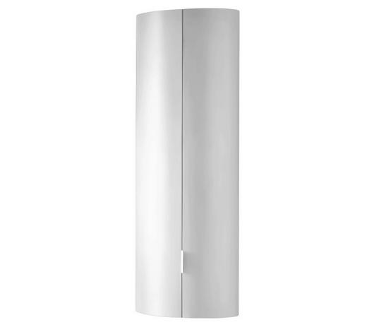 HÄNGEELEMENT Weiß  - Weiß, Design, Metall (44/140,8/33,7cm) - Ambiente by Hülsta