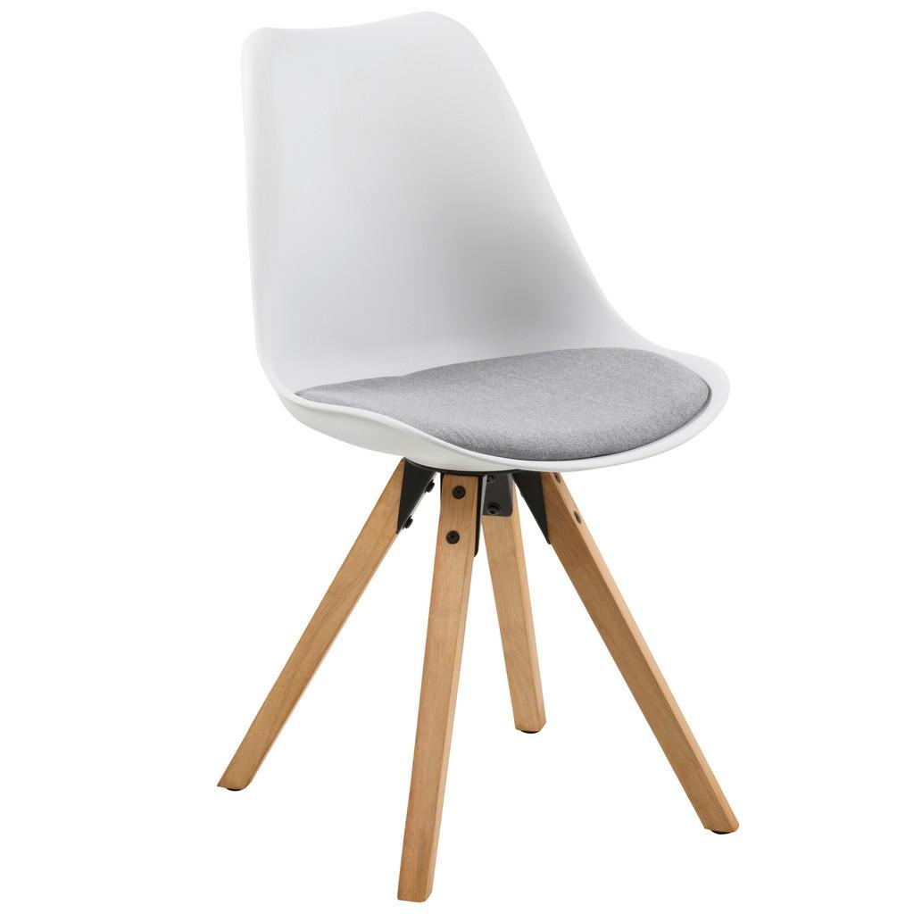 Carryhome Stuhl flachgewebe weiß