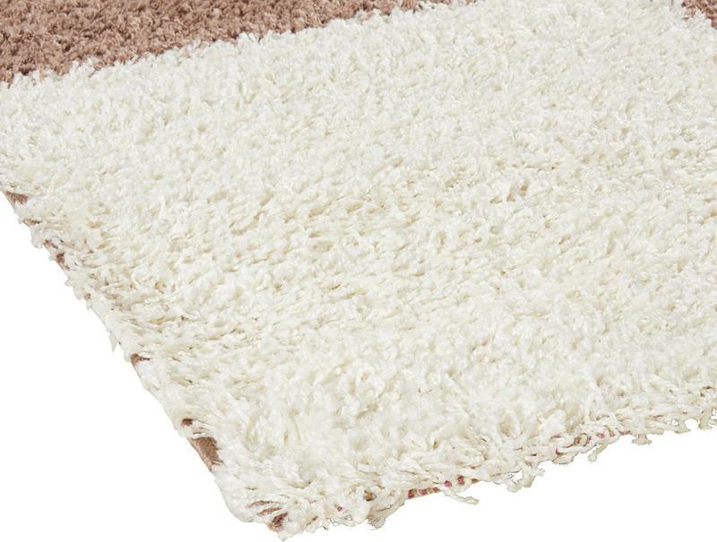 RYAMATTA - brun, Klassisk, textil (120/170cm) - Boxxx