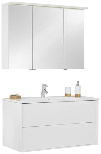 KOPALNICA  bela - bela, Design, kamen/steklo (100/200/50cm) - Novel