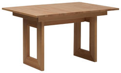 ESSTISCH in Holz 130(180)/90/76 cm   - Buchefarben, Natur, Holz (130(180)/90/76cm) - Voleo
