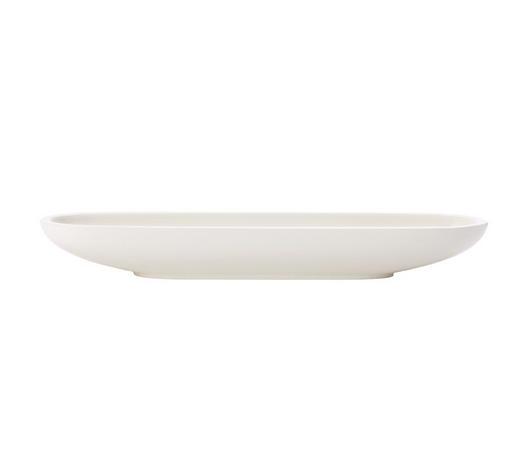 OLIVENSCHALE  - Weiß, KONVENTIONELL, Keramik (8/28cm) - Villeroy & Boch