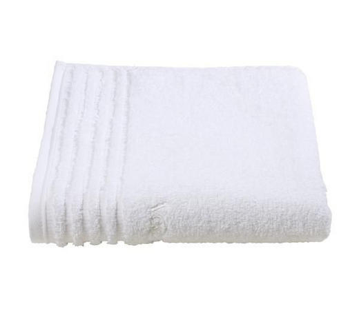 RUČNÍK PRO HOSTY, 30/50 cm, bílá - bílá, Basics, textil (30/50cm) - Vossen