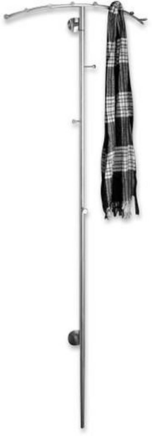 WANDGARDEROBE Edelstahlfarben - Edelstahlfarben, Design, Metall (60/180/17cm) - CARRYHOME