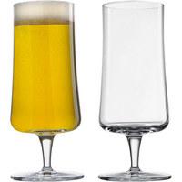 BIERTULPE 300 ml Beer Basic - Klar, Basics, Glas (25,3/17,6/18,9cm) - SCHOTT ZWIESEL