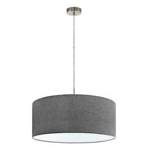 VISILICA - Siva, Dizajnerski, Tekstil/Metal (53/110cm) - Novel