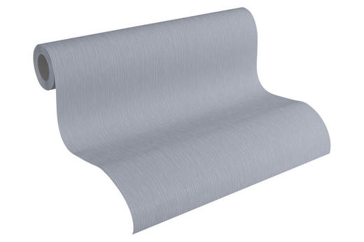 VLIESTAPETE 10,05 m - Blau, Design, Textil (53/1005cm) - Esprit