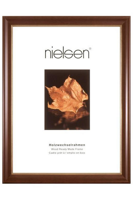BILDERRAHMEN  Dunkelbraun - Dunkelbraun, Holz (60/80cm)