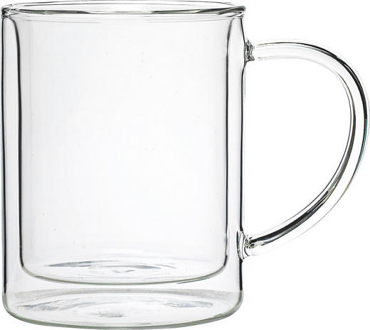 TEEGLAS - Klar, Basics, Glas (0,2l) - Novel