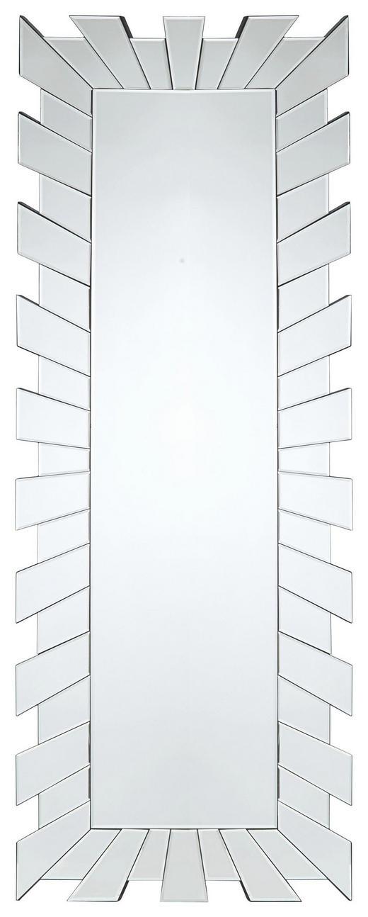 SPIEGEL - Silberfarben, Design, Glas (60/160/2cm) - Xora