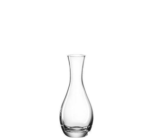 VASE 18,00 cm  - Klar, Basics, Glas (7,5/18/7,5cm) - Leonardo