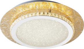 LED-TAKLAMPA - Lifestyle, metall/plast (42cm) - Glandor