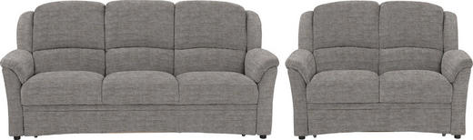 SITZGARNITUR in Textil Creme, Beige - Beige/Creme, KONVENTIONELL, Kunststoff/Textil (204/98/89cm) - Beldomo Comfort