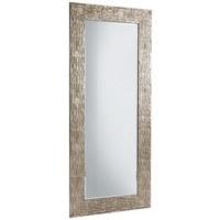 spiegel silberfarben lifestyle glas holzwerkstoff 75 175 3