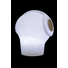 LED LEUCHTE ROBIN 35 PLAY - Weiß, Design, Kunststoff (29/35cm)