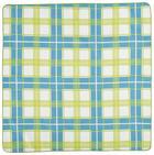 PICKNICKDECKE 200/200 cm - Blau, KONVENTIONELL, Textil (200/200cm) - NOVEL