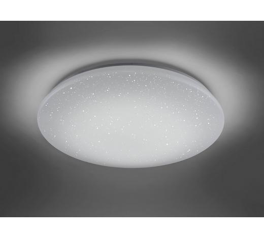 LED-DECKENLEUCHTE   - Weiß, KONVENTIONELL, Kunststoff (74/10cm)