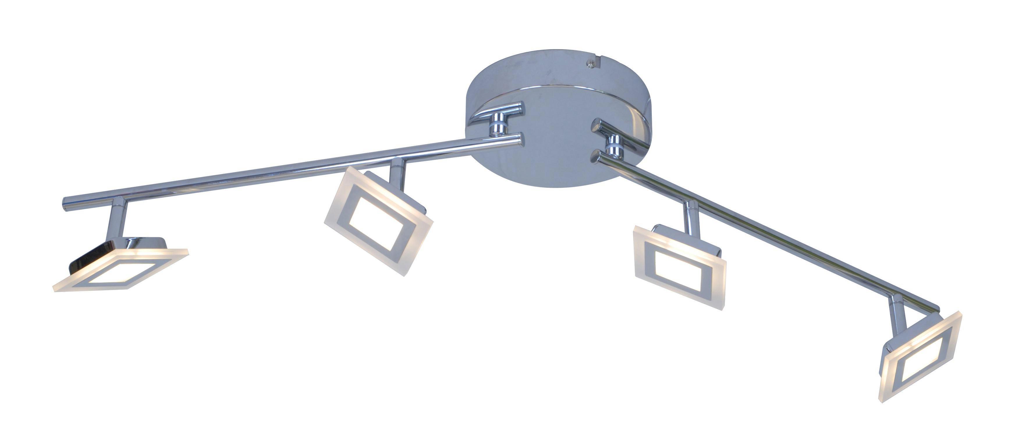 LED-STRAHLER - Design, Kunststoff/Metall (88/12/14cm)