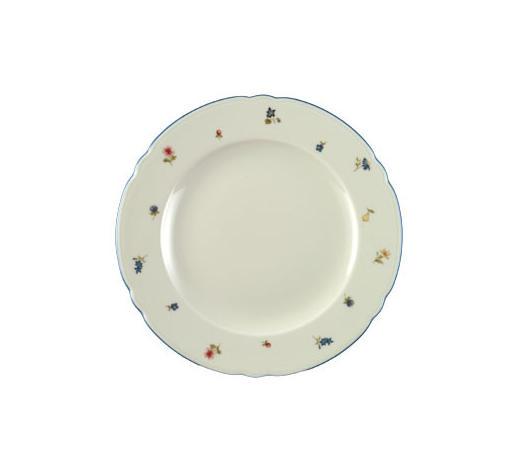 TALÍŘ 25 CM, porcelán - krémová, Lifestyle, keramika (25cm) - Seltmann Weiden