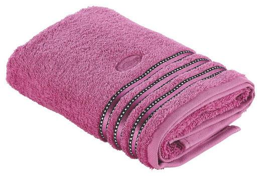 HANDTUCH 50/100 cm - Rosa, Basics, Textil (50/100cm) - VOSSEN