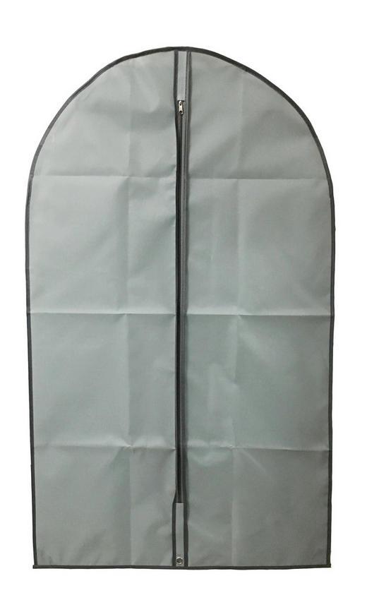 KLEIDERSACK - Grau, Basics, Kunststoff (60/100cm)