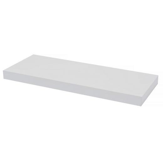 WANDBOARD in Weiß - Weiß, Basics, Holzwerkstoff (60/23,5cm)