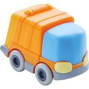 Müllauto - Orange/Grau, Basics, Kunststoff (5,7/9cm) - Haba