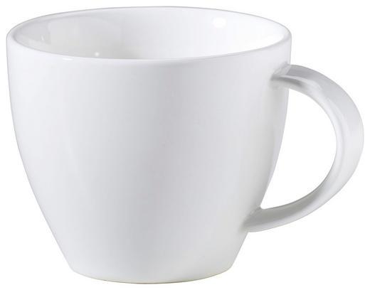 KAFFEETASSE 160 - Weiß, Design, Keramik (0,16cm) - Ritzenhoff Breker