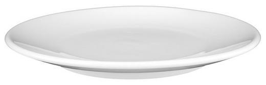 Porzellan  DESSERTTELLER  rund - Weiß, Basics, Keramik (21,5cm) - Seltmann Weiden