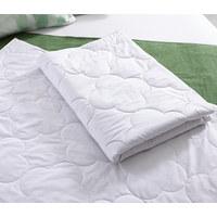 SOMMERBETT  200/200 cm   - Weiß, KONVENTIONELL, Textil (200/200cm) - Sleeptex