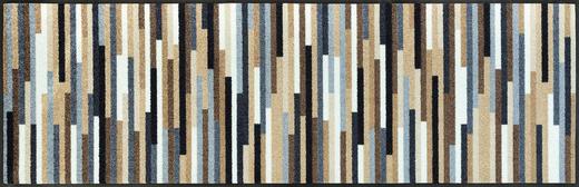 FUßMATTE 60/180 cm Graphik Naturfarben - Naturfarben, Basics, Kunststoff/Textil (60/180cm) - Esposa