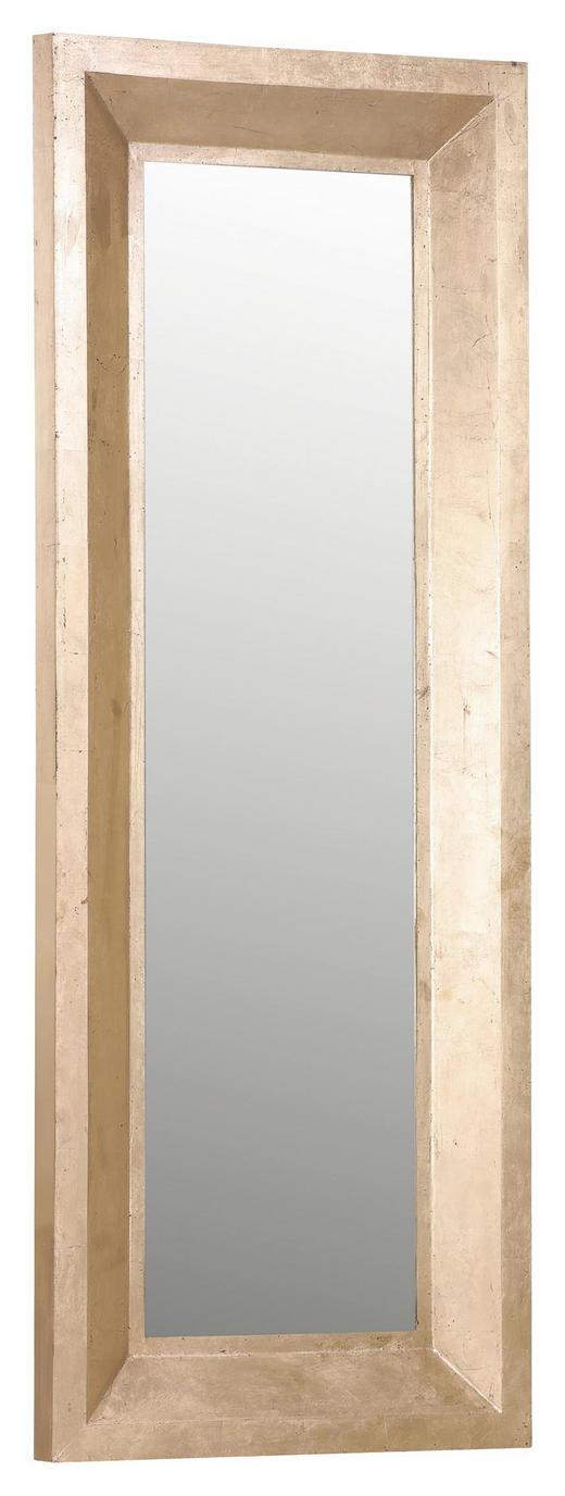 WANDSPIEGEL - Goldfarben, Design (70/180/7cm)