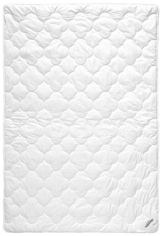 SOMMERBETT - Weiß, Basics, Textil (155/220cm) - Sleeptex